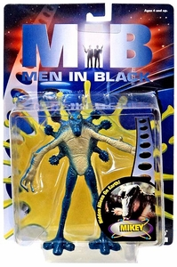 Men In Black Bendable Action Figure Mikey