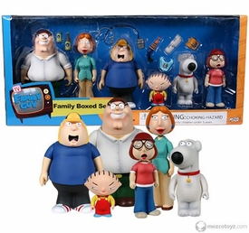 Mezco Family Guy Series 1.5 Boxed Set of 5 Action Figures
