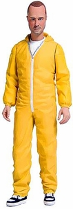 Mezco Toyz Breaking Bad 6 Inch Action Figure Jesse Pinkman [Yellow Hazmat Suit] Pre-Order ships August