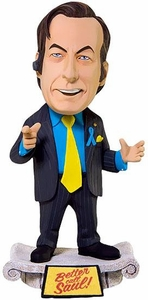 Mezco Toyz Breaking Bad 6 Inch Bobblehead Saul Goodman Pre-Order ships August