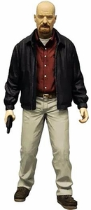 Mezco Toyz Breaking Bad Exclusive 6 Inch Action Figure Heisenberg [Red Shirt] Pre-Order ships October