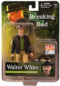 Mezco Toyz Breaking Bad Exclusive 6 Inch Action Figure Heisenberg [Walter White]