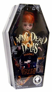 Mezco Toyz Living Dead Dolls Series 16 HALLOWEEN Variant Isabel Only 300 Made!
