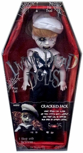 Mezco Toyz Living Dead Dolls Series 25 Cracked Jack Pre-Order ships March