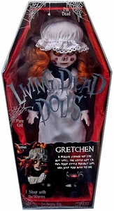 Mezco Toyz Living Dead Dolls Series 25 Gretchen New!