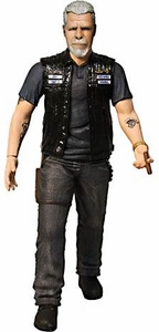Mezco Toyz Sons of Anarchy Action Figure Clay Morrow Pre-Order ships October