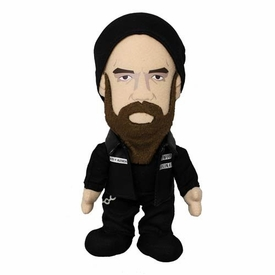 Mezco Toyz Sons of Anarchy Plush Opie Winston New!