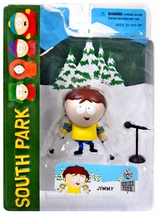 Mezco Toyz South Park Series 4 Action Figure Jimmy