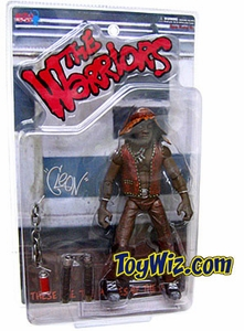 Mezco Toyz The Warriors Action Figure Cleon [Dirty Version]