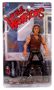Mezco Toyz The Warriors Action Figure Swan [Dirty Version]