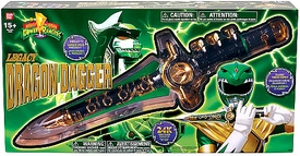 Mighty Morphin Power Rangers Legacy Dragon Dagger New!