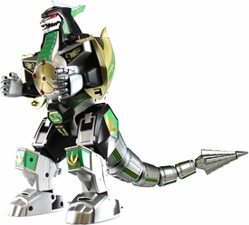 Mighty Morphin Power Rangers Legacy Green Dragonzord New!