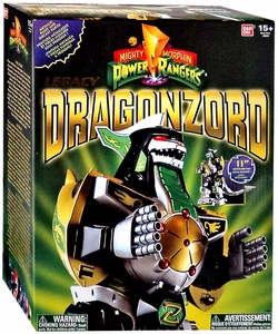 Mighty Morphin Power Rangers Legacy Green Dragonzord