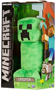 Minecraft 11 Inch Plush Creeper
