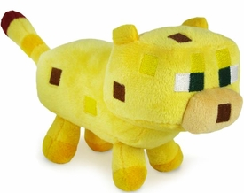 Minecraft Baby Animal Plush Ocelot New Hot!