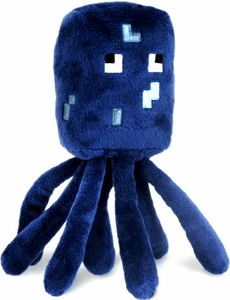 Minecraft Baby Animal Plush Squid New Hot!