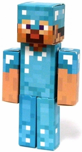 Minecraft Jazwares Papercraft Diamond Steve