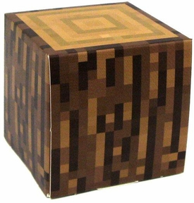 Minecraft Jazwares Papercraft Log Block