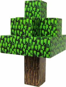 Minecraft Jazwares Papercraft Oak Tree