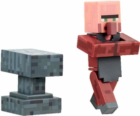 Minecraft Action Figure with Accessory Blacksmith Villager Hot! Pre-Order ships June