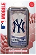 MLB Baseball Galaxy S III Hardshell Case New York Yankees