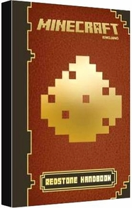 Mojang Minecraft Official Redstone Handbook New!