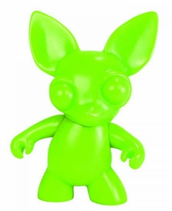 Mondo-Chi Spectrum Series Vinyl Figure Green