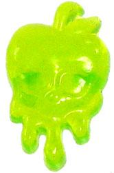 Monster High 10.5 Inch Scale LOOSE Doll Accessory Green Poison Apple Hair Clip