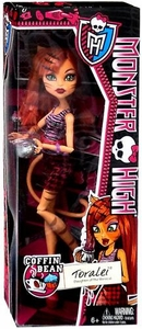 Monster High Coffin Bean BASIC Doll Toralei
