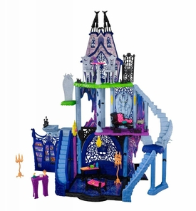 Monster High Freaky Fusion Catacombs New!