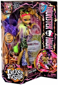 Monster High Freaky Fusion Doll Clawvenus
