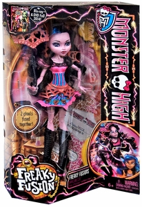 Monster High Freaky Fusion Doll Dracubecca