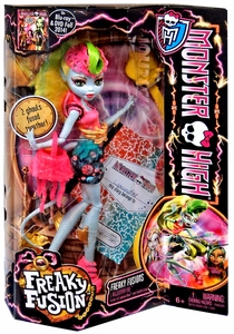 Monster High Freaky Fusion Doll Lagoonafire