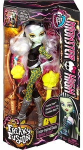 Monster High Freaky Fusion Ghouls Doll Frankie Stein