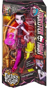 Monster High Freaky Fusion Ghouls Doll Operetta