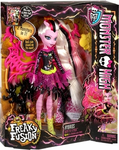 Monster High Freaky Fusion Hybrids DELUXE Doll Bonita Femur