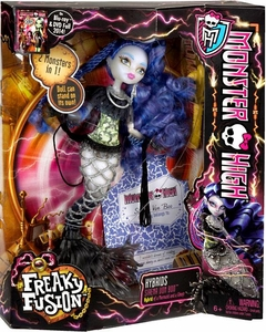 Monster High Freaky Fusion Hybrids DELUXE Doll Sirena Von Boo
