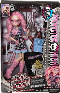 Monster High Frights, Camera, Action! DELUXE Doll Hauntlywood Viperine Gorgon [Daughter of Stheno]