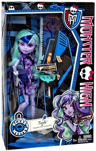 Monster High Scaremester DELUXE Doll Twyla