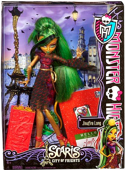 Jinafire Long Doll Scaris City
