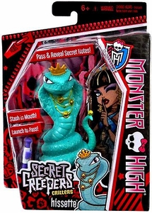 Monster High Secret Creepers Critters Hissette