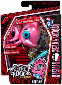 Monster High Secret Creepers Critters Neptuna