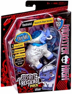 Monster High Secret Creepers Pets Shiver