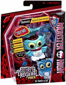 Monster High Secret Creepers Pets Sir Hoots-a-Lot