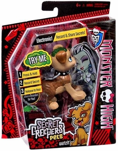 Monster High Secret Creepers Pets Watzit