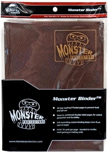 Monster Protectors Card Supplies 9-Pocket Dragon Scale Binder