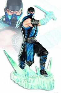 Mortal Kombat 9 Pop Culture Shock 1/4 Scale Statue Sub-Zero  Pre-Order ships September