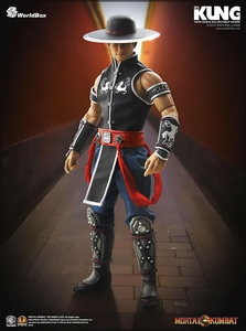 Mortal Kombat World Box 1/6 Scale Collectible Figure Kung Lao Pre-Order ships December