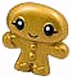 Moshi Monsters Moshlings 1.5 Inch Gold Limited Edition Mini Figure Hansel