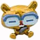 Moshi Monsters Moshlings 1.5 Inch Gold Limited Edition Mini Figure Waldo